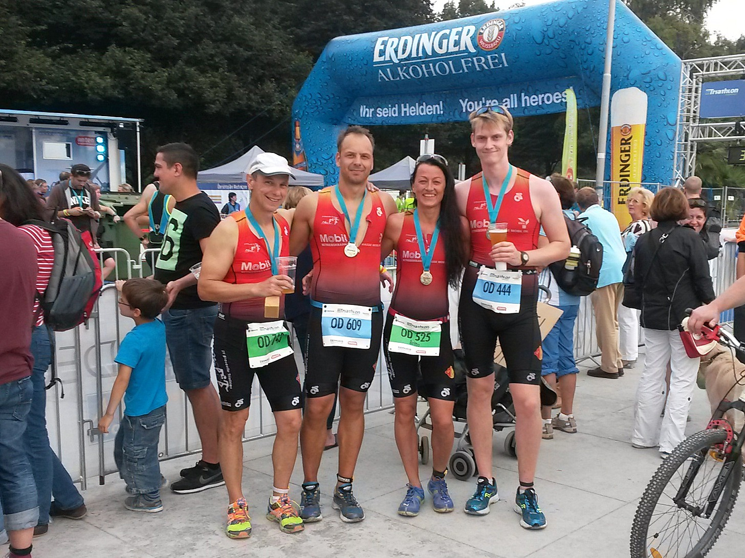 Maschsee-Finisher 2014